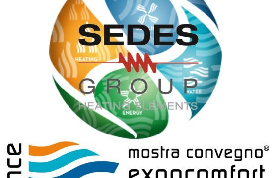 MEET SEDES GROUP AT  MCE-MOSTRA CONVEGNO EXPOCOMFORT 2018