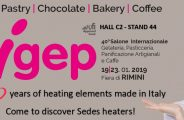 MEET SEDES GROUP AT SIGEP, 19-23  JANUARY 2019