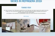 SEDES IN REFRIGERA 2019