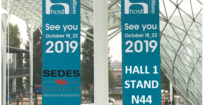 MEET SEDES GROUP AT HOST 2019